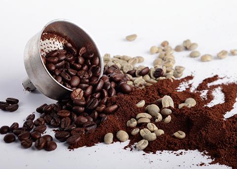 Il caffè ed il pollice verde