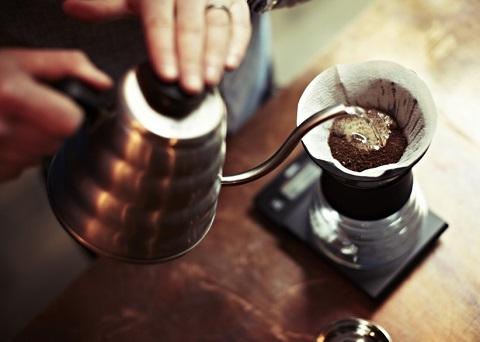 Il cambiamento del mercato russo del caffè