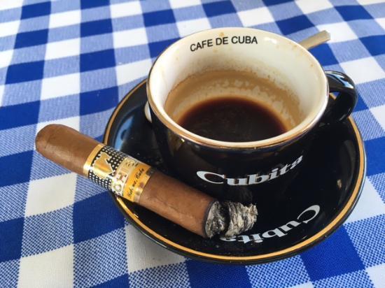 Il caffè all'Avana