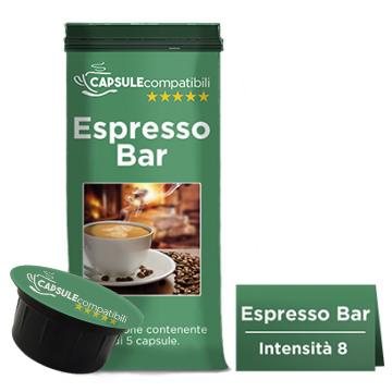 Espresso Bar - Capsule compatibili per Caffitaly