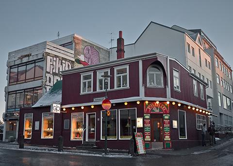 L'arte del caffè nella capitale islandese  Reykjavik