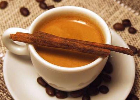 Caffè miele e cannella