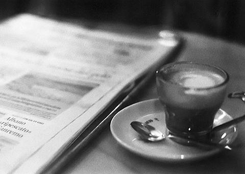 Il caffè a Roma