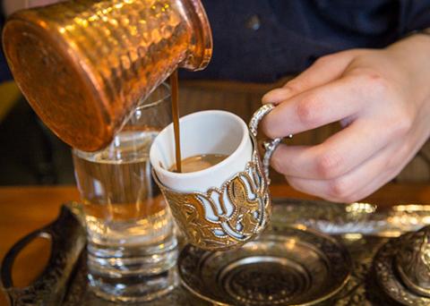 Il caffè ad Istanbul