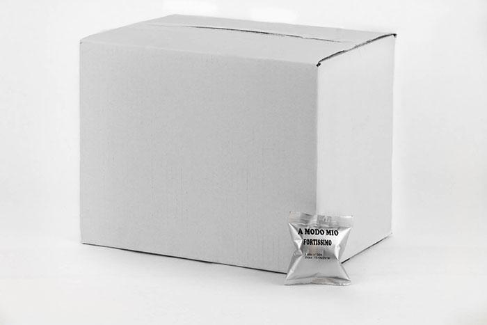 Immagine 3 Fortissimo Arabica - Capsule compatibili Lavazza A Modo Mio