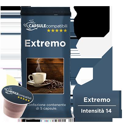Extremo - Capsule compatibili per Nespresso
