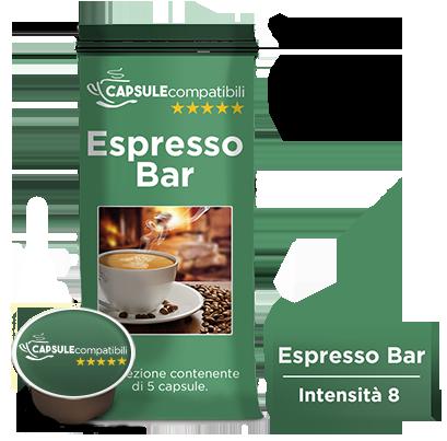 Espresso Bar - Capsule compatibili Lavazza A Modo Mio