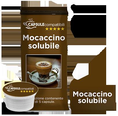 Immagine 1 Moccacino - Capsule compatibili Lavazza Espresso Point