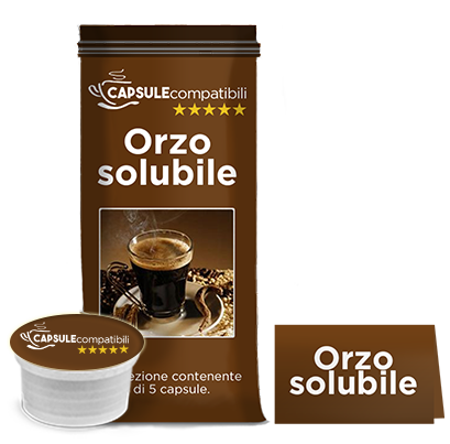 Orzo - Capsule compatibili Lavazza Espresso Point