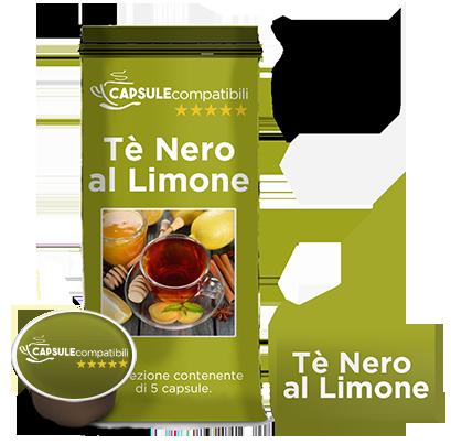 Immagine 1 Tè al limone - Capsule compatibili Lavazza A Modo Mio