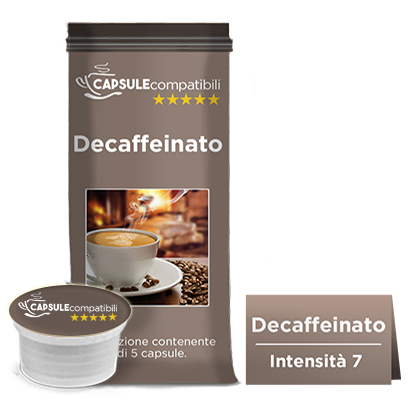 Decaffeinato - Capsule compatibili Lavazza Espresso Point