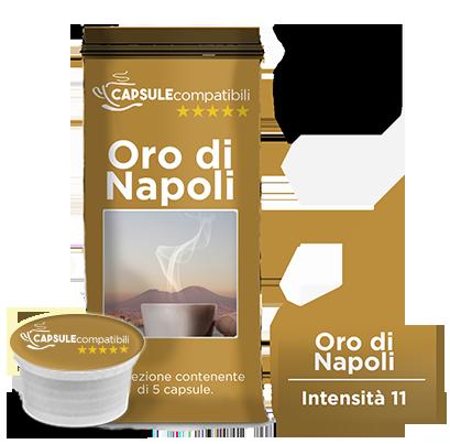 Oro di Napoli - Capsule compatibili Lavazza Espresso Point