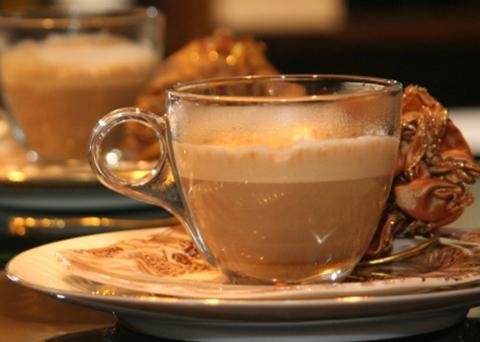 Caffè alla mandorla