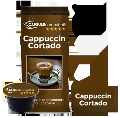 Caffè Solubile CappuccinCortado