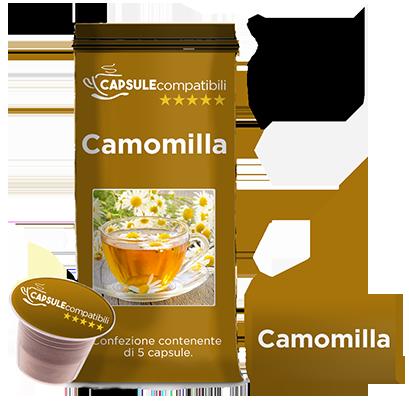 Camomilla - Capsule compatibili per Nespresso