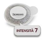 Decaffeinato  - Cialde in carta  ESE 44mm