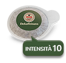 Decaffeinato Toda - Cialde in carta  ESE 44mm