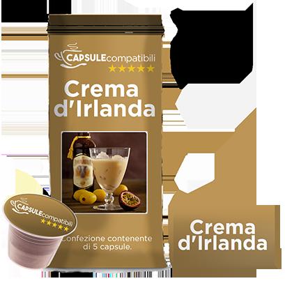 Caffè alla Crema d'Irlanda - Capsule compatibili per Nespresso
