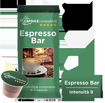 Espresso Bar - Capsule compatibili per Nespresso
