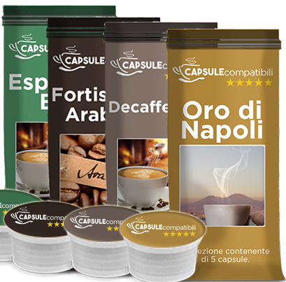 Kit Assaggio Caffè Nero