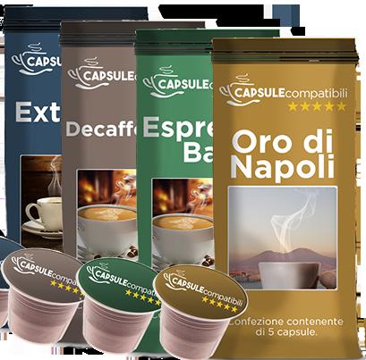 Kit Assaggio Caffè Nero Mini