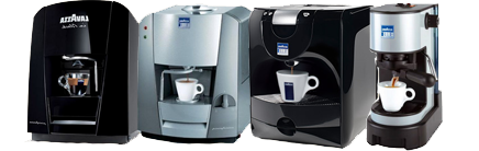 Macchine caffè sistema Lavazza Blue