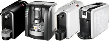 Macchine caffè sistema Lavazza Espresso Point