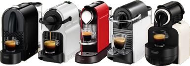 Macchine caffè sistema Nespresso