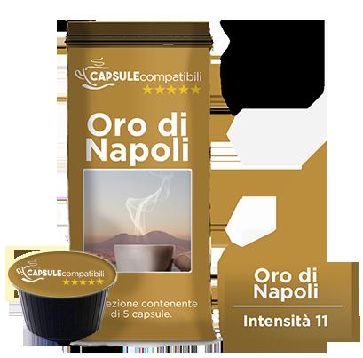 Immagine 1 Oro di Napoli - Capsule compatibili Dolce Gusto