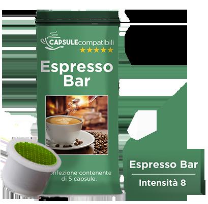Espresso Bar - Capsule compatibili Illy Uno System