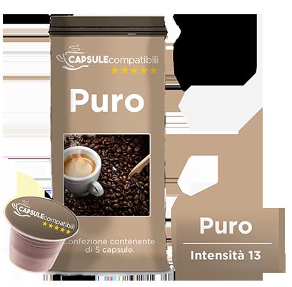 Puro - Capsule compatibili per Nespresso
