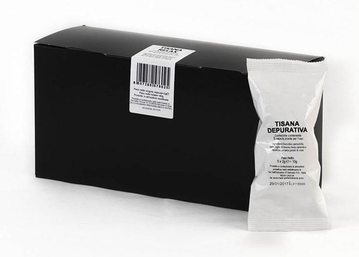 Immagine 3 Tisana Depurativa - Capsule compatibili per Nespresso